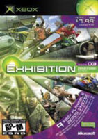 Microsoft Game Studios Xbox Exhibition Disk 3
