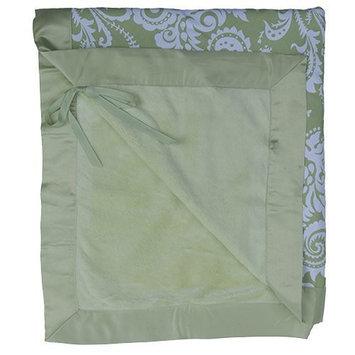 Baby Bella Maya BLST001SP Stroller Blanket Sweet Pea