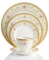 Noritake Dinnerware, Blooming Splendor 5 Piece Place Setting