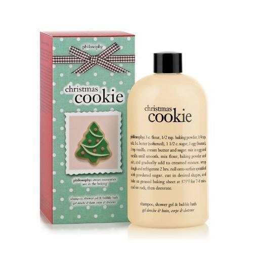 Philosophy Christmas Cookie Gel, 16 Ounce