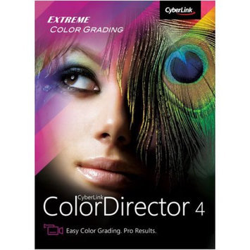 CyberLink CDR-0400-IWU0-00 ColorDirector 4 Ultra (Email Delivery)