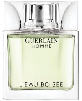 Guerlain Homme L'Eau Boisee Eau de Toilette Spray, 2.7 oz