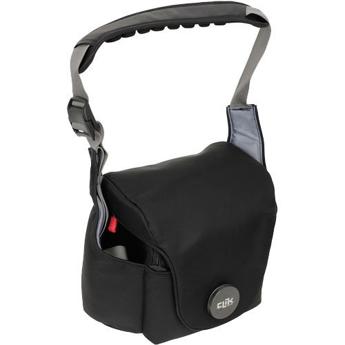 Clik Elite Magnesian 10 Digital SLR Camera Case - Small (Black Diamond)