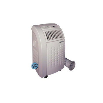Sunpentown TN-09E 9000 BTU TechniTrend Portable Air Conditioner
