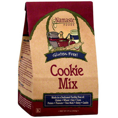 Namaste Foods Cookie Mix 6 Pack