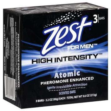 Zest High Intensity Bar Soap