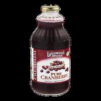 Lakewood Fresh Pressed Pure Cranberry Juice