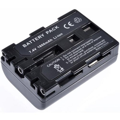 Battery for Sony NPFM50 Replacement Battery