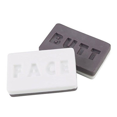 WM Butt Face Soap White/Brown 5.5oz ( for ages over 5 )