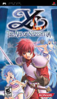 Konami Ys: The Ark of Napishtim