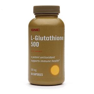 GNC L-Glutathione 500