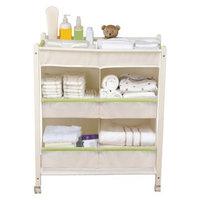 Storage Bin Unit: Munchkin Baby Care Cart