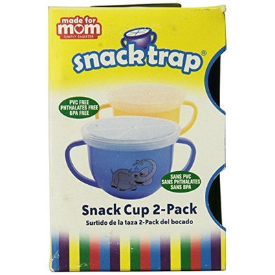 Made For Mom Snack Trap, 2 Pack, Gender Neutral