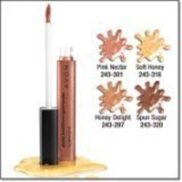 Avon Plump Pout Lip Gloss Soft Honey