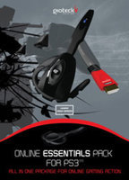Gioteck Online Essentials Pack for PS3