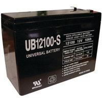 UPG 85968/D5719 Sealed Lead Acid Batteries (12V; 10 AH; UB12100S)