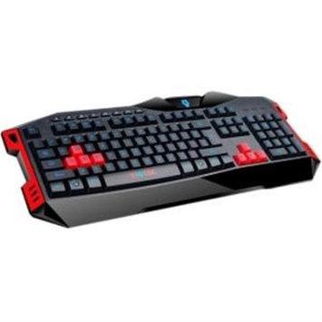 Viotek Twilight Character Illuminated USB Gaming Keyboard - Cable - Retail - USB - 104 Key - English (US)