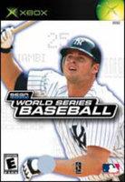 Sega World Series Baseball