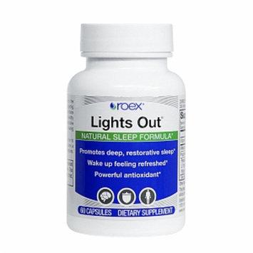Roex Lights Out Sleep Formula