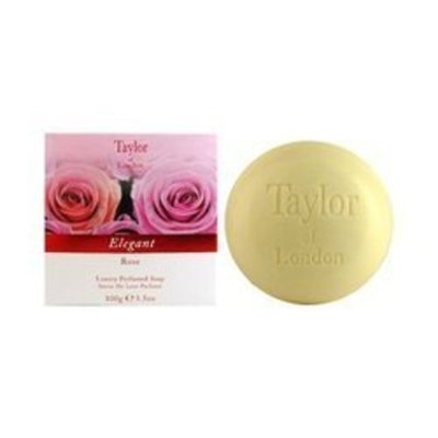 Rose by Taylor of London Luxury Perfumed Soap Bar ( 100g/3.5oz )