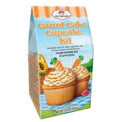 Brand Castle Carrot Cake Cupcake Kit, 8.5-Ounce (Pack of 4)