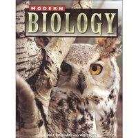 Holt Modern Biology: Student Edition Grades 9-12 1999