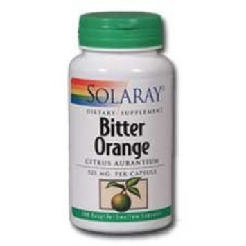 Bitter Orange Herb 525mg Solaray 100 Caps