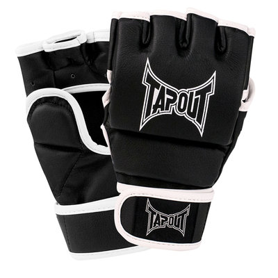 Topo-logic Systems, Inc. TapouT MMA Striking Training Gloves Black