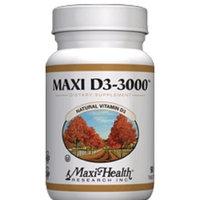 Maxi D3-3000 Nutrition Supplement, 90 Count