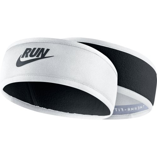 Nike Womens Reversible Headband - White/Black