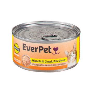 Everpet EverPet Wet Cat Food - Mixed Grill Dinner, 5.5 oz