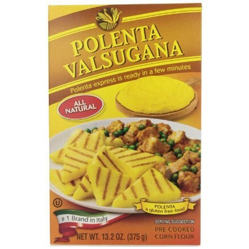 Valsugana Polenta, 13.2-Ounce Boxes (Pack of 12)