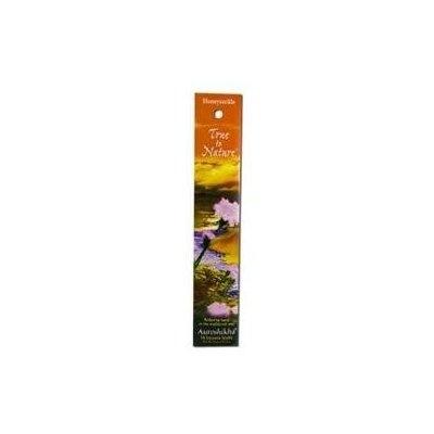 True To Nature Incense Honeysuckle, 10 g, Auroshikha Candles & Incense