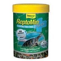 United Pet Group Tetra - Reptomin Plus 1.69 Ounce - 77253