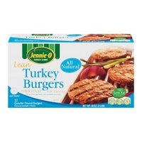 JENNIE-O Jenni-O Turkey Store All Natural Lean Turkey Burgers 12 ct