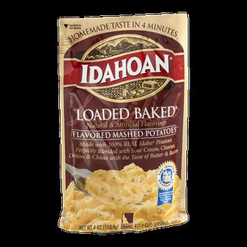 Idahoan Loaded Baked Flavored Mashed Potatoes
