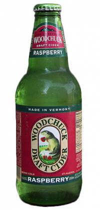 Woodchuck Raspberry Hard Cider