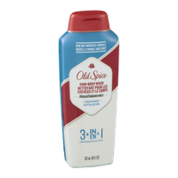 Old Spice High Endurance Conditioning 3 In 1 Hair+Body Wash