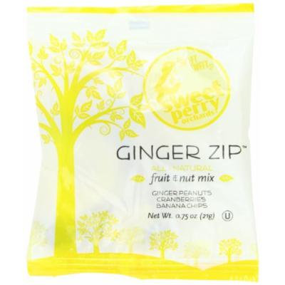 GoPicnic Sweet Perry Orchards Ginger Zip Fruit & Nut Mix, Snack Packs, 50 Count