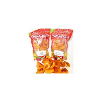 Casa Fruit Snacks Fancy Nectarines - 17 oz. Resealable Bag