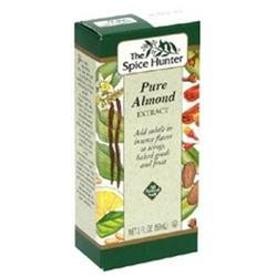 Spice Hunter B06363 Spice Hunter Pure Almond Extract -6x2oz