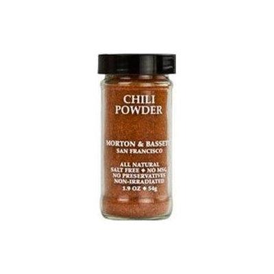 Morton & Bassett All Natural Chili Powder - 1.9 oz