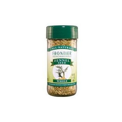 Frontier Natural Products - Fennel Seed Whole - 1 lb.