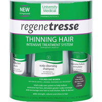 Regenetresse Regentresse Thinning Hair Treatment System, 3 Step Kit, 14-Ounce Box