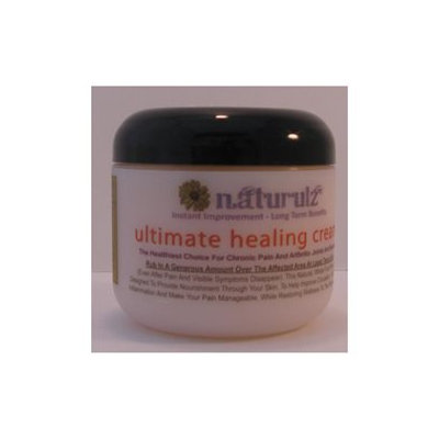 Ultimate Healing Cream Naturulz 4 oz Cream