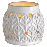 Westinghouse Wax Free Warmer Set-2 Extra Fragrance Disks included - White Leaf