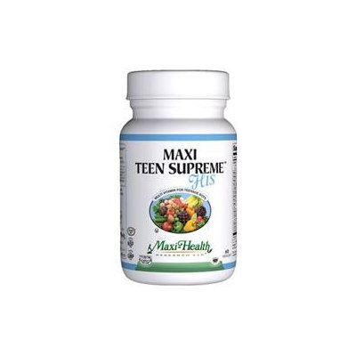 Maxi Health Kosher Vitamins 0208405 Maxi Teen Supreme - 60 Maxi Caps