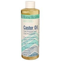 Home Health 54051 8 Oz Castor Oil