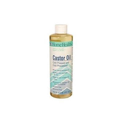 Home Health 54051 8 Oz Castor Oil