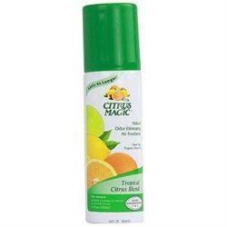 Citrus Magic - Odor Eliminating Air Freshener Tropical Citrus Blend - 1.5 oz.